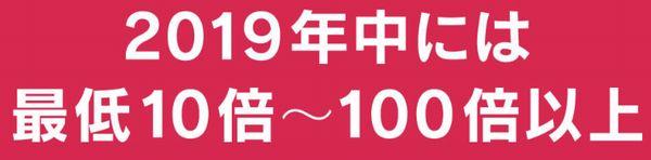 10~100倍