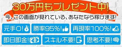 30万円プレゼント